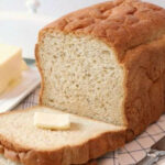 EASY HOMEMADE BREAD RECIPE – Butter With A Side Of Bread
