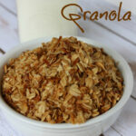 Easy Homemade Granola Recipe — Dishmaps