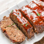 EASY Homemade Meatloaf Recipe Just Like Mom Made! | Lil' Luna