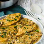 Easy Instant Pot Chicken Marsala – Mommy's Home Cooking