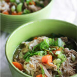 Easy Instant Pot Chicken Soup Recipes – Two Healthy Kitchens
