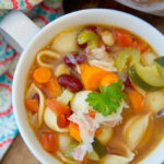 Easy Instant Pot Minestrone Soup · The Typical Mom