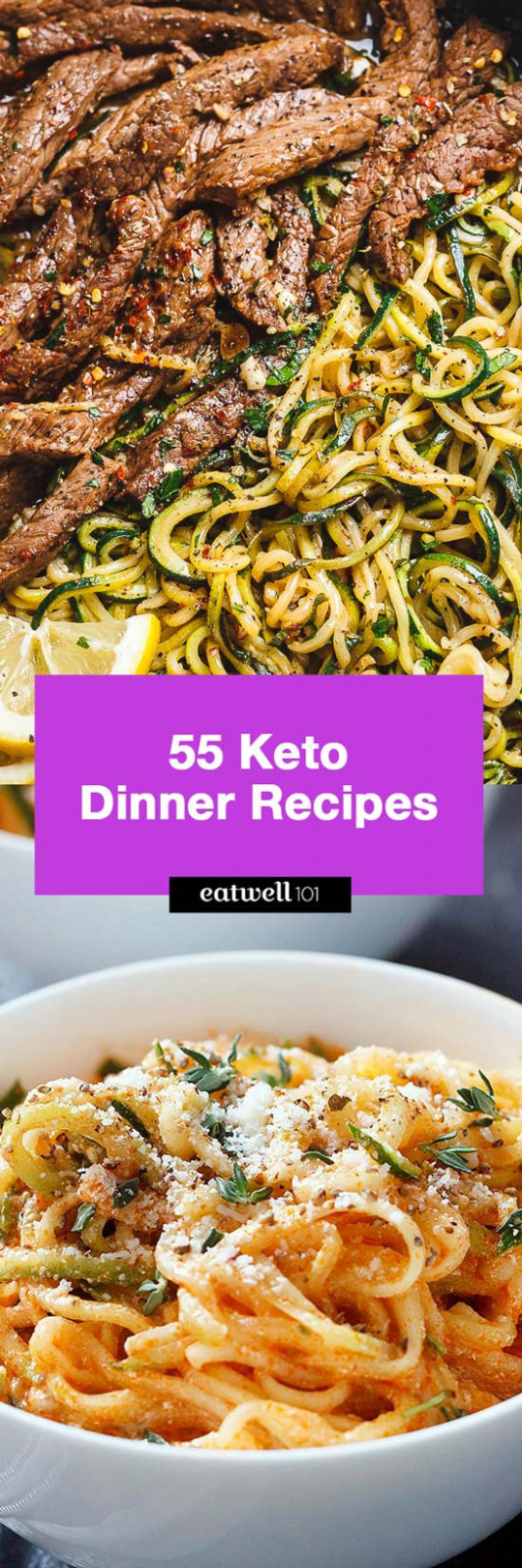 Easy Keto Dinner Recipes – 65+ Quick Recipe ideas for Keto ...