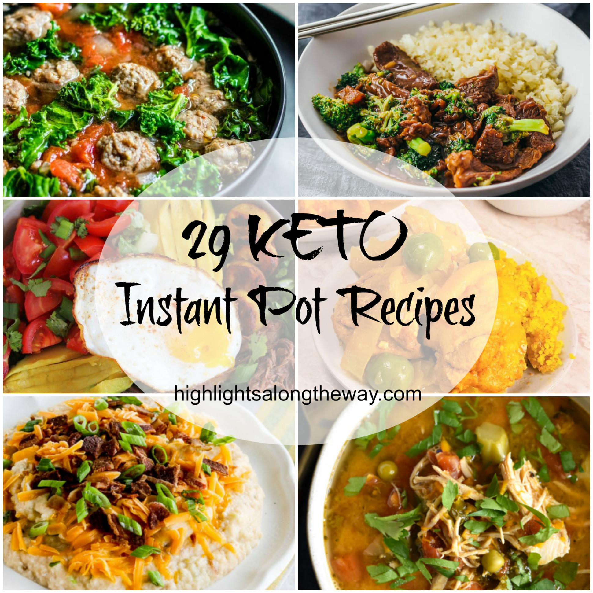 Easy Keto Instant Pot Recipes. Roundup of 29 Easy Keto ...