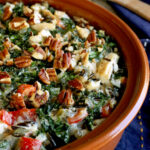 Easy Leftover Turkey Casserole With Kale And Wild Rice