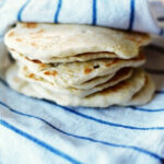 Easy Naan Recipe | Yummy Recipes | Pinterest