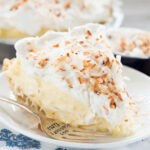 Easy No Bake Coconut Cream Pie – Crazy For Crust