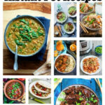 Easy One Dish Healthy Instant Pot Recipes  Amee's Savory Dish