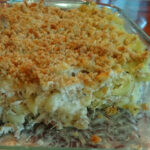 Easy Oven Baked Tuna Casserole Recipe