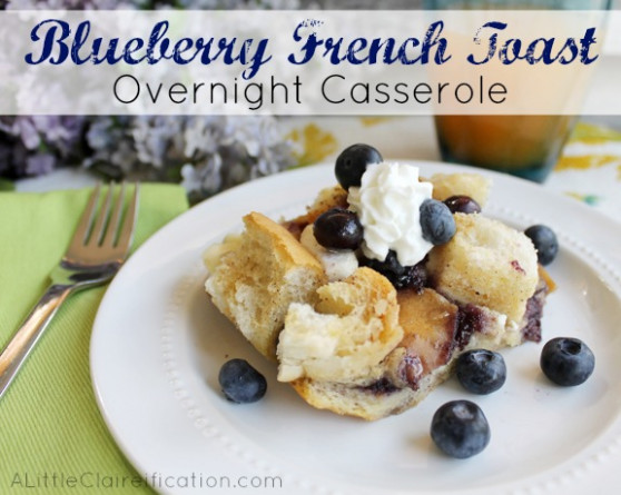 overnight-blueberry-french-toast-casserole-recipes