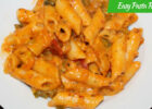 Easy Pasta Recipe How To Make Italian Pasta Vegetable Cheesy Penne Pasta  Recipe By Harshis Kitchen