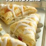 Easy Puff Pastry Cherry Turnovers | Six Sisters' Stuff