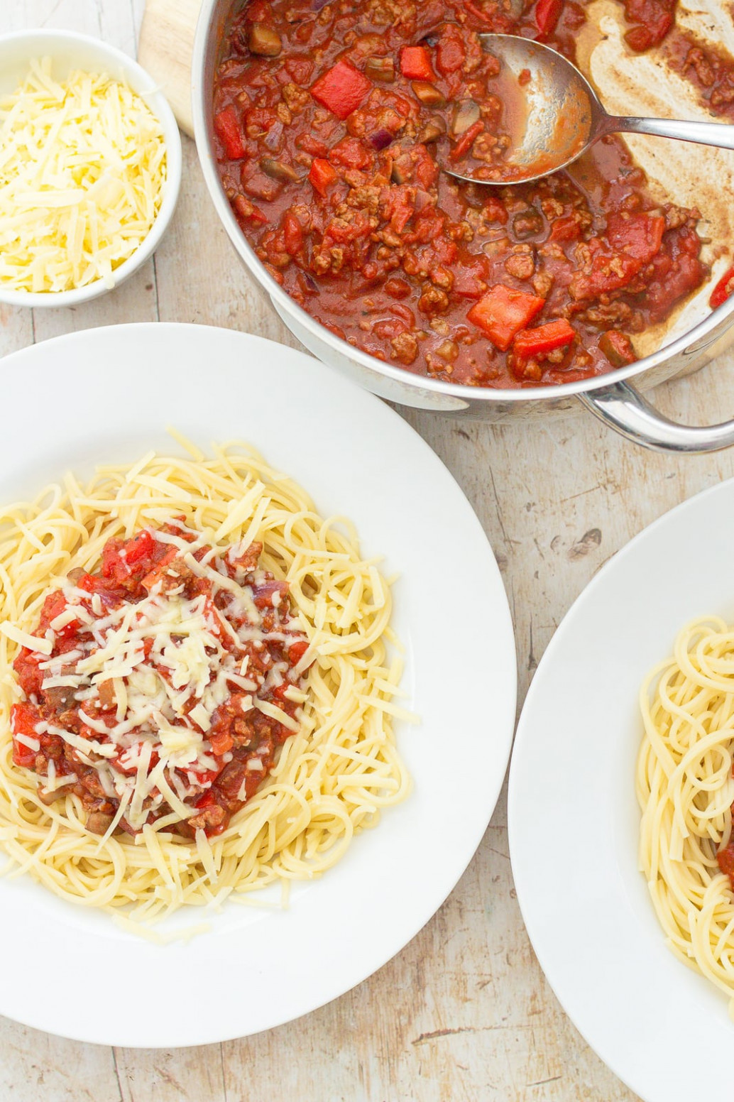Easy Quorn Bolognese – Easy Peasy Foodie