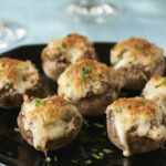 easy recipe stuffed mushrooms