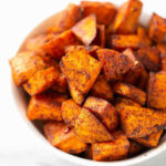 Easy, Roasted Sweet Potatoes – Meaningful Eats