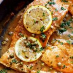 Easy Salmon Piccata | A Lightened Up, Quick And Easy …