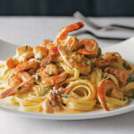 Easy Shrimp Pasta for Two Recipe - Kraft Canada