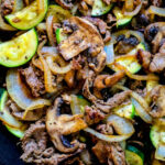 Easy Sirloin Skillet With Vegetables Recipe – Sweet Cs Designs
