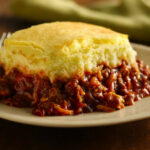 Easy Sloppy Joe Pot Pie Recipe
