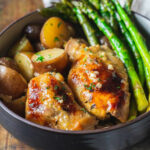 Easy Slow Cooker Lemon Chicken – Green Healthy Cooking
