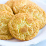 Easy Snickerdoodles With Soft Chewy Centers