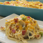 Easy Spaghetti Bake Casserole Recipe