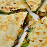 Easy Spinach Quesadilla Recipe