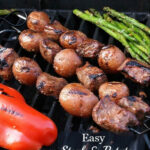 Easy Steak And Potato Kabobs – The Baking Beauties