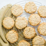 Easy Sugar Free Oatmeal Cookies (Low Carb, Gluten Free)