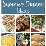 Easy Summer Dinner Ideas – Merry Monday #8 – Two Purple …
