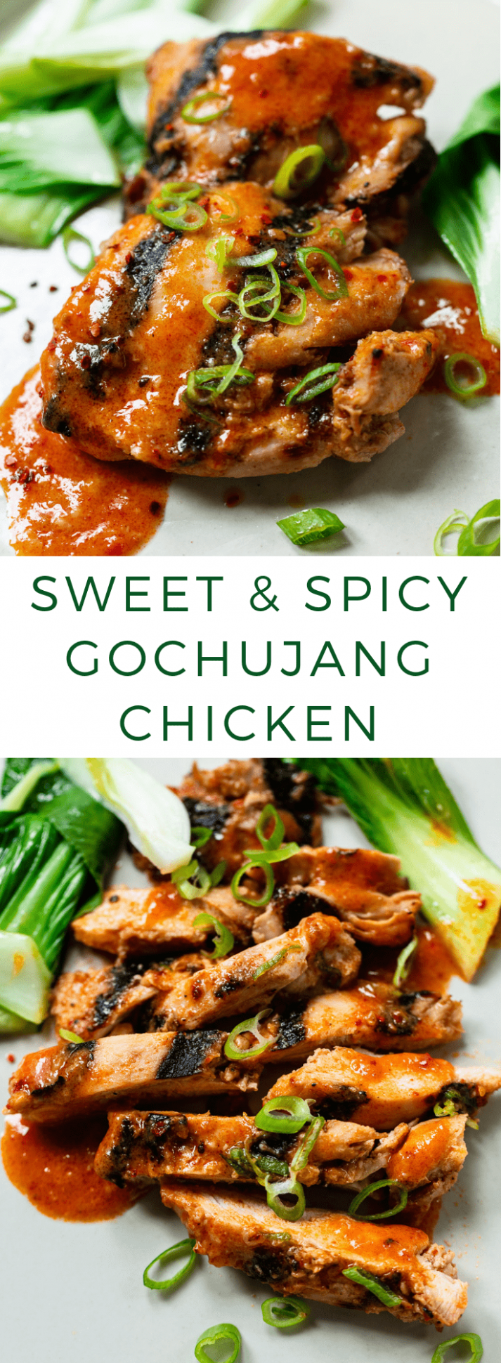 Easy Sweet and Spicy Gochujang Chicken | Familystyle Food