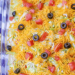 Easy Taco Bake Casserole – Step By Step (+VIDEO) | Lil' Luna