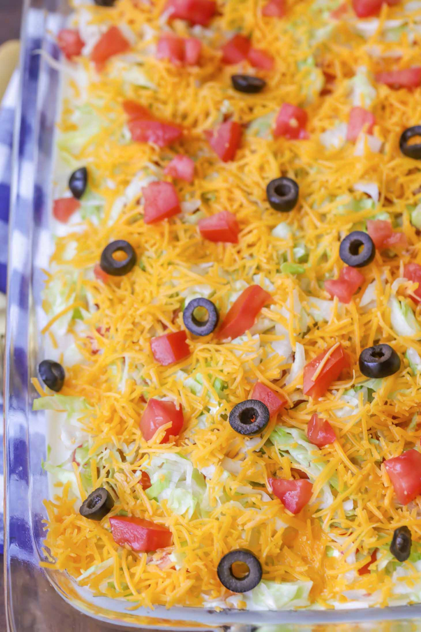 Easy Taco Bake Casserole - Step by Step (+VIDEO) | Lil' Luna