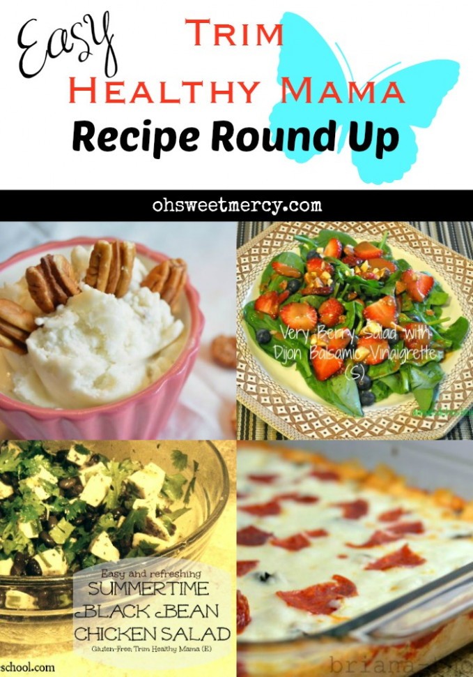 Easy THM Recipes Round Up - Oh Sweet Mercy