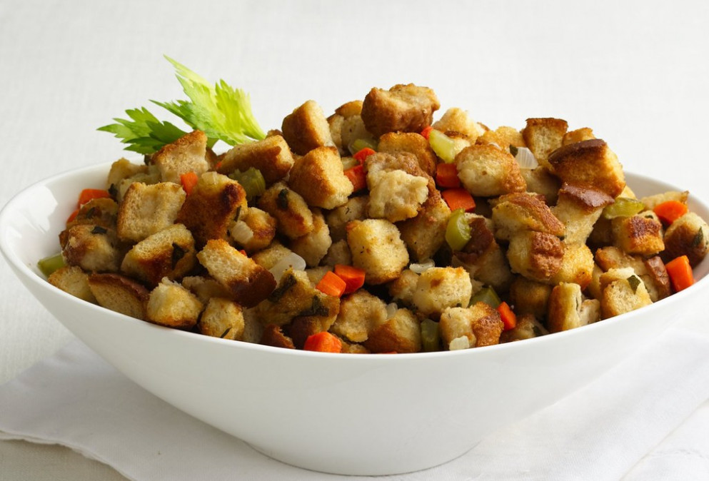 Easy Turkey Stuffing Recipe