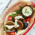 Easy Vegan Falafel (Freezer Friendly!) | Minimalist Baker …