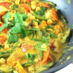 Easy Vegetable Curry With Chickpeas | Recipe | Vegan Nom …