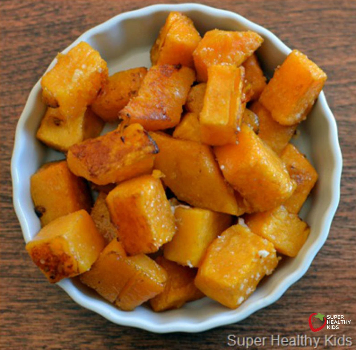 Easy Vegetables: Roasted Butternut Squash Recipe | Healthy ...