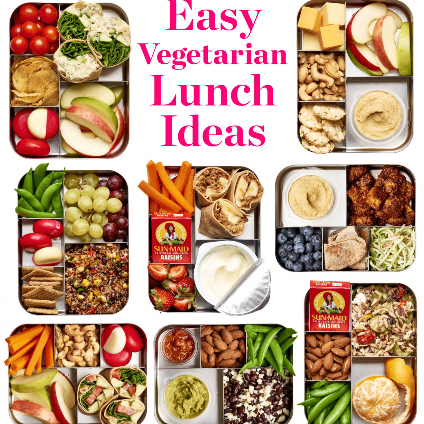 Easy Vegetarian Lunch Ideas | Kitchn