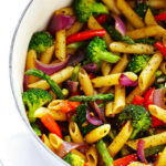 Easy Vegetarian Pasta Recipes