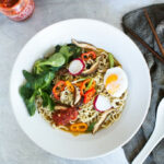 Easy Vegetarian Ramen | A Couple Cooks