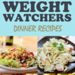 Easy Weight Watchers Dinner Recipes With Points …
