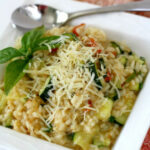 Easy Zucchini Risotto~ So Simple And Flavorful! A #recipe …