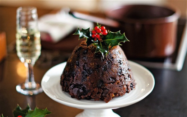 Eat Live Grow Paleo : Gluten-free Christmas Pudding