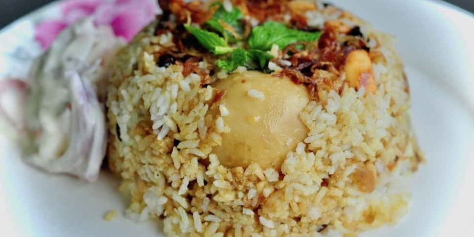 Egg Biryani - Thalassery Special - Recipe and Video ...