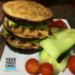Eggplant Chicken Sandwich A Healthy Option For Your Yes …