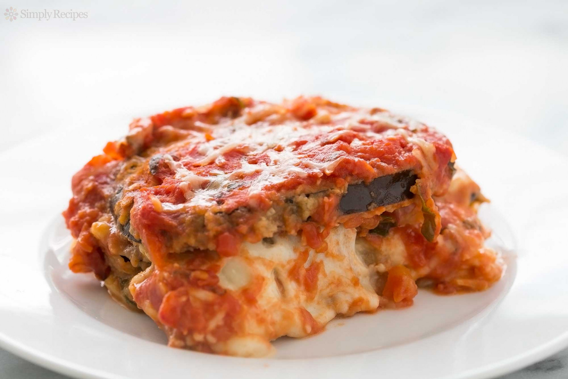Eggplant Parmesan Recipe | SimplyRecipes