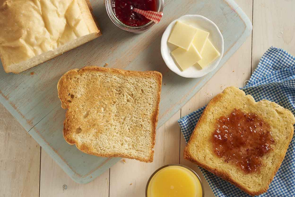 English Muffin Bread for the Bread Machine Recipe | King ...