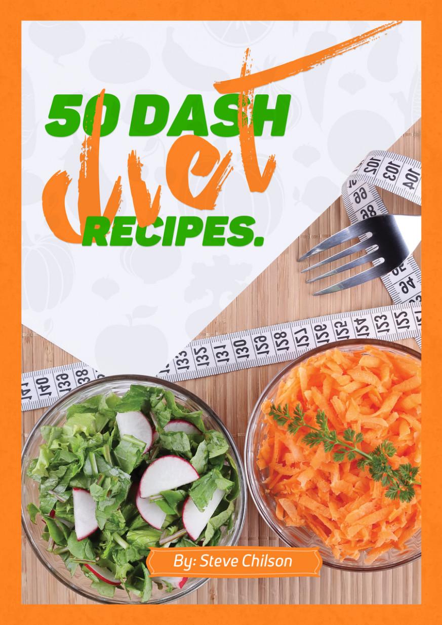 Entry #9 by mohamedbourza for Best eBook Cover for Dash Diet ...