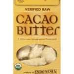 Essential Living Foods Cacao Butter